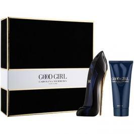 Carolina Herrera Good Girl dárková sada I.  parfémovaná voda 50 ml + tělové mléko 75 ml