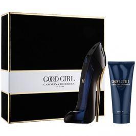 Carolina Herrera Good Girl dárková sada II.  parfémovaná voda 80 ml + tělové mléko 100 ml