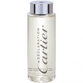 Cartier Declaration sprchový gel pro muže 200 ml