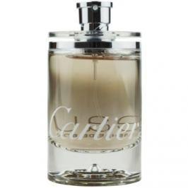 Cartier Eau de Cartier Essence de Bois toaletní voda unisex 100 ml