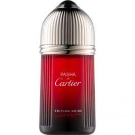Cartier Pasha de Cartier Edition Noire Sport toaletní voda pro muže 50 ml