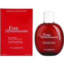 Clarins Eau Dynamisante osvěžující voda unisex 200 ml náplň