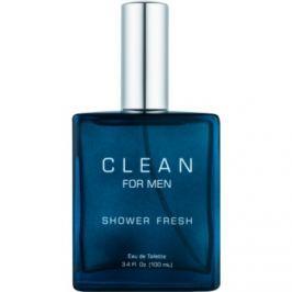 Clean For Men Shower Fresh toaletní voda pro muže 100 ml