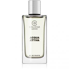 Collistar Acqua Attiva toaletní voda pro muže 50 ml