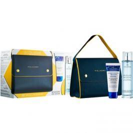 Collistar Benessere Dei Sogni dárková sada I.  osvěžující voda 100 ml + sprchový a koupelový gel 50 ml + kabelka 1 ks