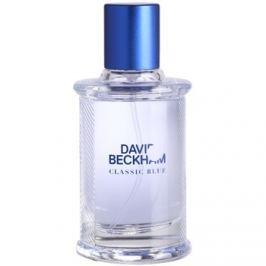 David Beckham Classic Blue toaletní voda pro muže 40 ml