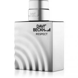 David Beckham Respect toaletní voda pro muže 60 ml