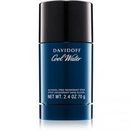 Davidoff Cool Water deostick pro muže 70 g (bez alkoholu)