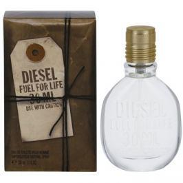Diesel Fuel for Life Homme toaletní voda pro muže 30 ml