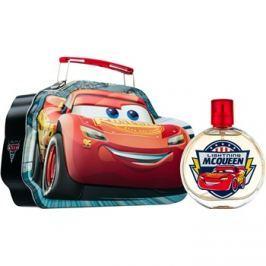 Disney Cars dárková sada I. toaletní voda 100 ml + svačinový box