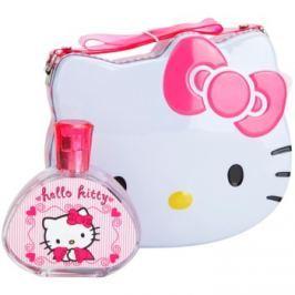 Disney Hello Kitty dárková sada I. toaletní voda 100 ml + svačinový box
