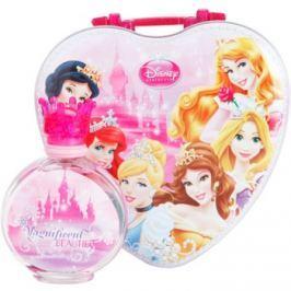 Disney Princess dárková sada I. toaletní voda 100 ml + svačinový box