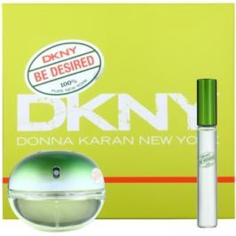 DKNY Be Desired dárková sada II. parfémovaná voda 50 ml + roll-on 10 ml