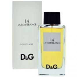 Dolce & Gabbana D&G Anthology La Temperance 14 toaletní voda pro ženy 100 ml