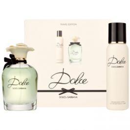 Dolce & Gabbana Dolce dárková sada V. parfémovaná voda 75 ml + tělové mléko 100 ml