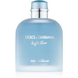 Dolce & Gabbana Light Blue Eau Intense Pour Homme parfémovaná voda pro muže 200 ml