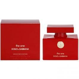 Dolce & Gabbana The One Collector's Edition parfémovaná voda pro ženy 75 ml