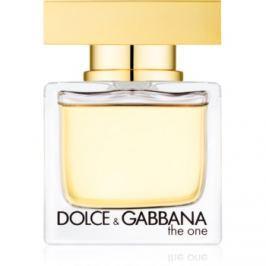 Dolce & Gabbana The One Eau de Toilette toaletní voda pro ženy 30 ml