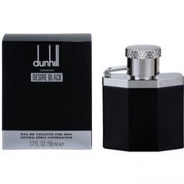 Dunhill Desire Black toaletní voda pro muže 50 ml