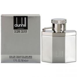 Dunhill Desire Silver toaletní voda pro muže 50 ml
