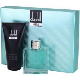 Dunhill Fresh dárková sada III. toaletní voda 100 ml + balzám po holení 150 ml