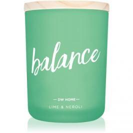 DW Home Balance vonná svíčka 210,07 g