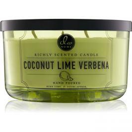 DW Home Coconut Lime Verbena vonná svíčka 363,44 g