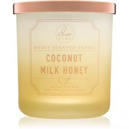 DW Home Coconut Milk Honey vonná svíčka 255,71 g