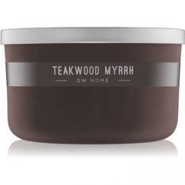 DW Home Teakwood Myrrh vonná svíčka 363,44 g