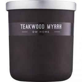 DW Home Teakwood Myrrh vonná svíčka 255,15 g