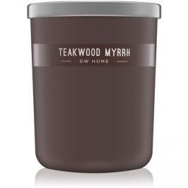 DW Home Teakwood Myrrh vonná svíčka 425,53 g