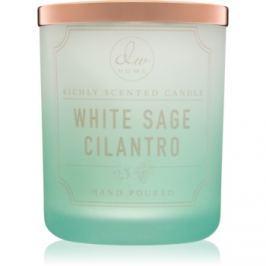 DW Home White Sage Cilantro vonná svíčka 107,73 g