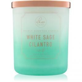 DW Home White Sage Cilantro vonná svíčka 425,53 g