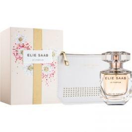 Elie Saab Girl of Now dárková sada IV.  parfémovaná voda 50 ml + taška 1 ks