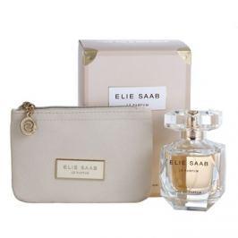Elie Saab Le Parfum dárková sada XIX.  parfémovaná voda 50 ml + pouzdro