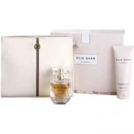 Elie Saab Le Parfum dárková sada VII. parfémovaná voda 50 ml + tělové mléko 75 ml + kabelka