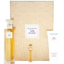 Elizabeth Arden 5th Avenue dárková sada I. parfémovaná voda 125 ml + parfémovaná voda 3,7 ml + tělové mléko 100 ml
