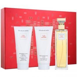 Elizabeth Arden 5th Avenue dárková sada III.  parfémovaná voda 75 ml + tělové mléko 100 ml + tělový krém 100 ml
