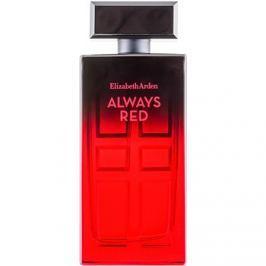 Elizabeth Arden Always Red toaletní voda pro ženy 50 ml