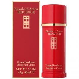 Elizabeth Arden Red Door Cream Deodorant deodorant v krému pro ženy 40 ml