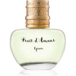 Emanuel Ungaro Fruit d'Amour Green toaletní voda pro ženy 50 ml