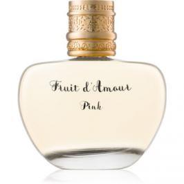 Emanuel Ungaro Fruit d'Amour Pink toaletní voda pro ženy 100 ml