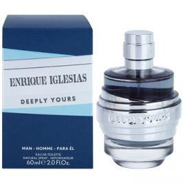 Enrique Iglesias Deeply Yours toaletní voda pro muže 60 ml