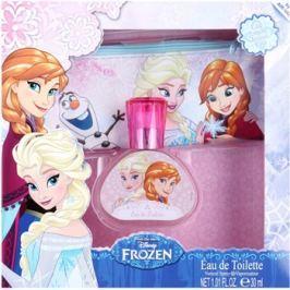 EP Line Frozen dárková sada IV.  toaletní voda 30 ml + penál