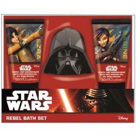 EP Line Star Wars dárková sada IV.  sprchový gel 30 ml + sprchový gel 30 ml + figurka 1 ks