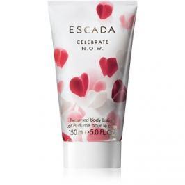Escada Celebrate N.O.W. tělové mléko pro ženy 150 ml