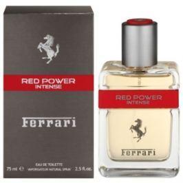 Ferrari Ferrari Red Power Intense toaletní voda pro muže 75 ml