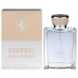 Ferrari Pure Lavender toaletní voda unisex 50 ml