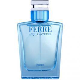 Gianfranco Ferré Acqua Azzura toaletní voda pro muže 50 ml