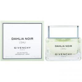Givenchy Dahlia Noir L'Eau toaletní voda pro ženy 50 ml